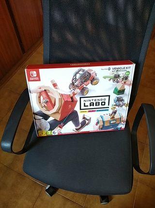 Nintendo Labo Vehículos