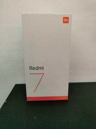 Xiaomi Redmi 7 3GB RAM 32GB - NUEVO