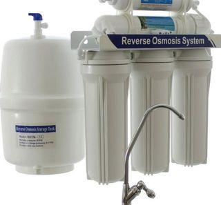 instalador de equipos de ósmosis