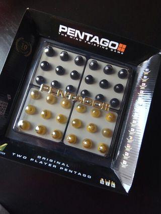 Juego de mesa Pentago