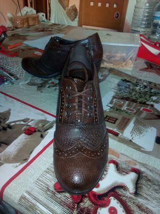 zapato de mujer talla 36