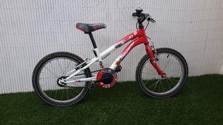 Bicicleta infantil Megamo Kid18
