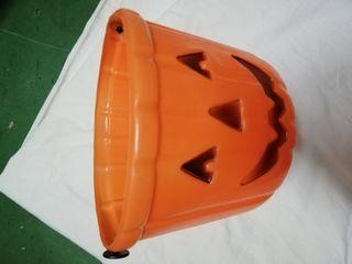 Cubo caramelos Halloween