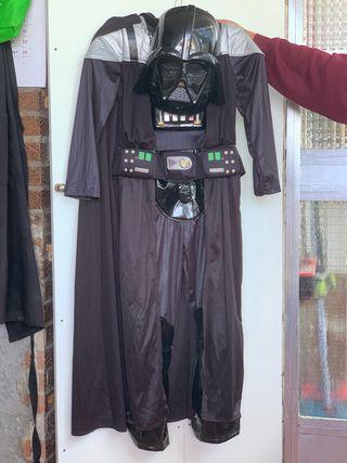 Disfraz dé Star Wars