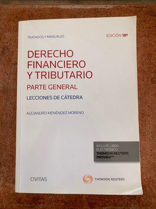 Libro derecho financiero y tributario