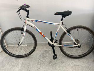 """Bicicleta Montaña 26"""" como nueva"""