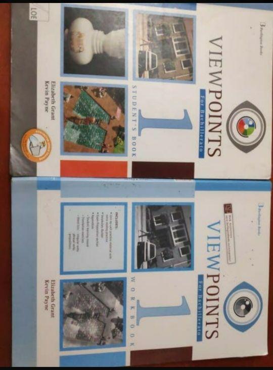 Libro + Cuadernillo 1° Bachiller Inglés BBooks