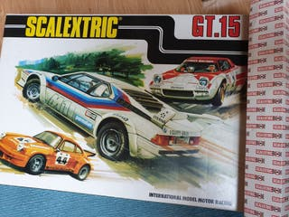 Scalextric GT15