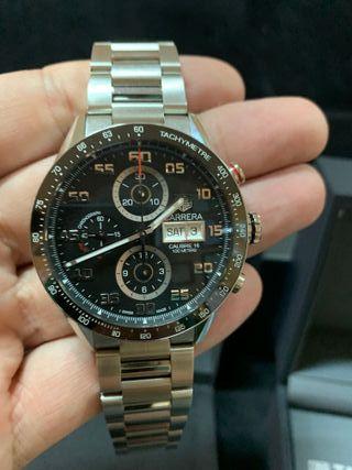 Reloj Tag Heuer Carrera Calibre 16 day-date