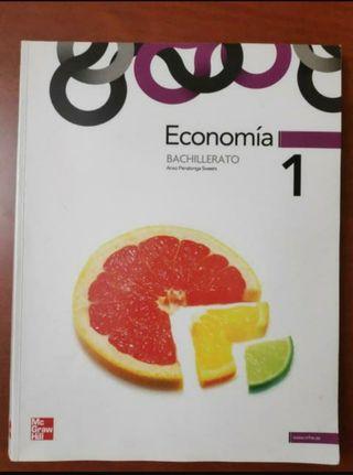 Libro 1° Bachillerato Economia McGrawHill
