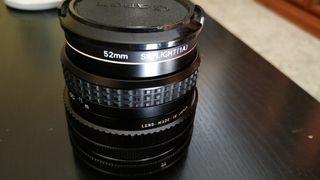 Objetivo 24 mm f/2.8 japan Canon
