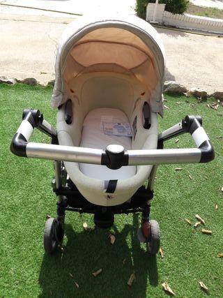 Carro bebés + silla paseo