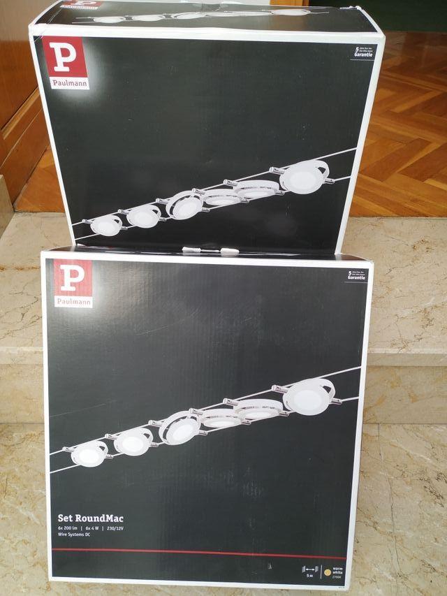 Lámparas LED x2 SET