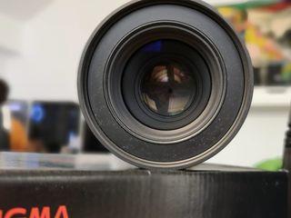 Se vende Objetivo Macro Sigma 70mm f/2.8 nikon