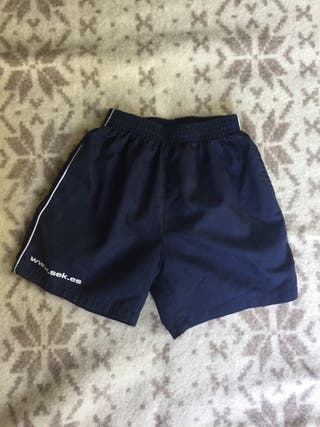Pantalón corto de Chándal Uniforme Sek.