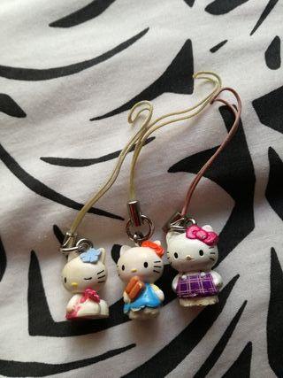 Pins Hello Kitty para el móvil u otros. lote