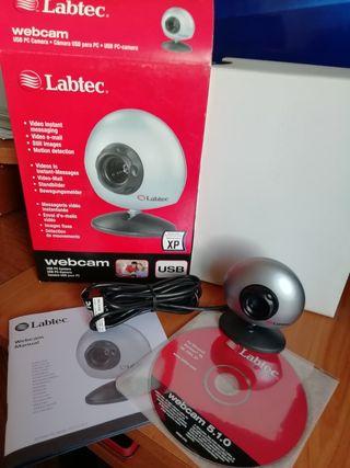 Webcam nuevo