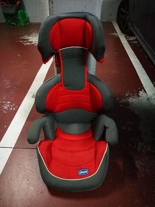 silla coche niño