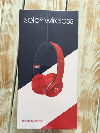 Auriculares Monster Beats Solo 3 wireless