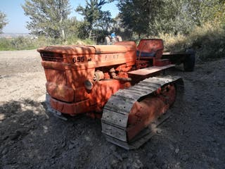 tractor cadenas Fiat 655