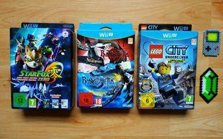 Nintendo Wii U - Ediciones Especiales