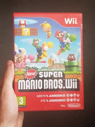 New Súper Mario Bros para Wii