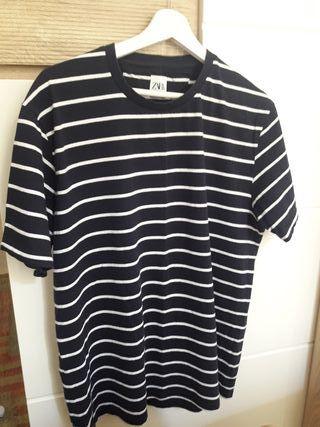 Camiseta Zara XL