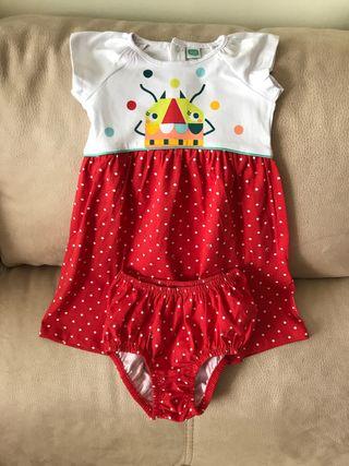 Vestido niña marca Tuc tuc