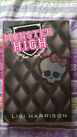 Monster High, novela