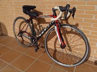 Bicicleta Cube Agree Pro carbono
