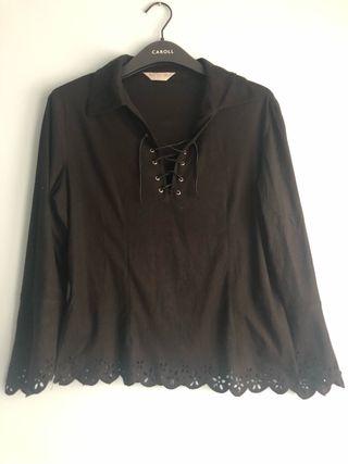 Blusa corto talla XL/L