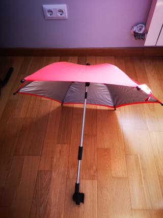 sombrilla Bugaboo. (Parasol Orange)