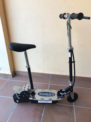 Patinete electrico e-scooter