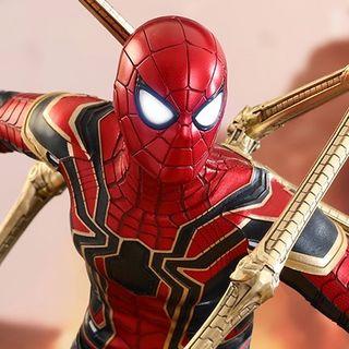 iron spider hot toys avengers hot toys nuevo