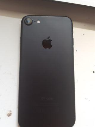 Viendo iphone 7 negro 32GB