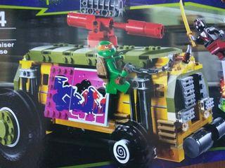 Lego Furgón Tortugas Ninja