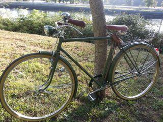 Bicicleta clasica ORBEA años 50