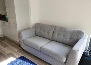 New DFS sofa