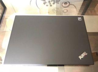 Lenovo T480S i7-8650 16GB 512SSD