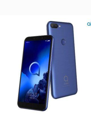 Alcatel 1s azul 33GB ROM/ 3GB RAM