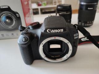 Canon reflex 1200D EF-S 18-55 KIT