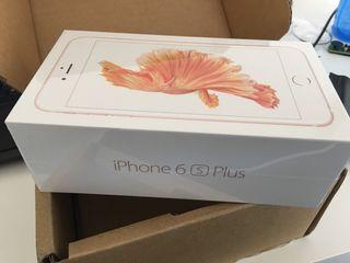 Caja de iPhone 6s Plus (128 Gb)