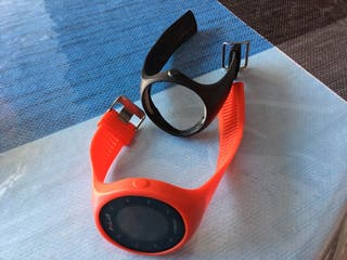 Reloj Polar M200 color rojo
