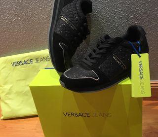 Zapatillas Versace NUEVAS CON ETIQUETAS