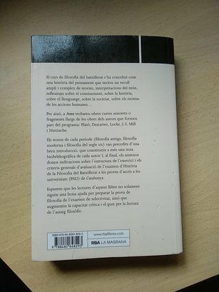 Atena. Libro de Filosofía 2 Bachillerato