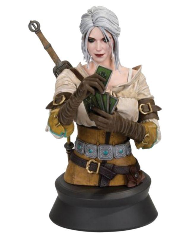 Busto Ciri The Witcher 3