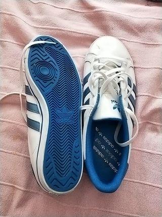 zapatillas reebok semi nuevas