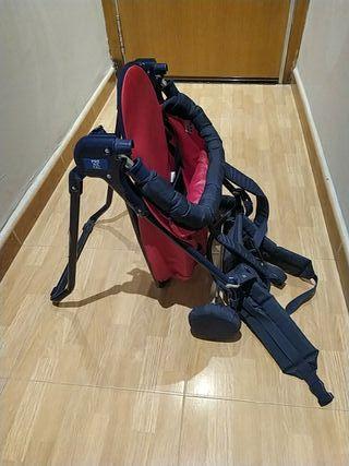 mochila niño bebé paseo carrito