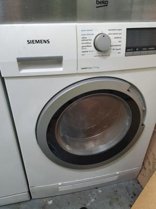 lavadora-secadora, lavavajillas,y dos hornos