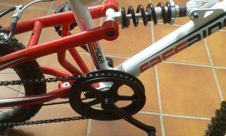Bicicleta 20 pulgadas, 6 velocidades